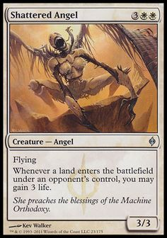 shattered angel - Google Search