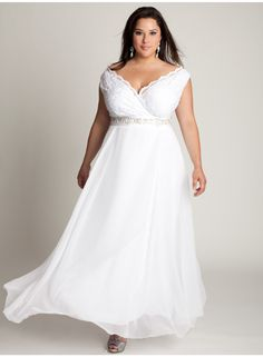 Charming Romance Wedding Gown >> SO beautiful! $365