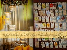 #diy #vintage #wedding theme. #burlap, #nostalgic #candy, table setting tags, and more! ALL #diy!