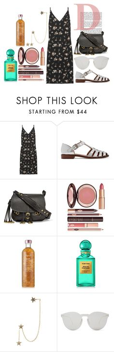 """""""oh my thor #1259"""" by natalia ❤ liked on Polyvore featuring Golden Goose, Church's, Prada, Charlotte Tilbury, Fresh, Tom Ford, Zimmermann and Illesteva"""