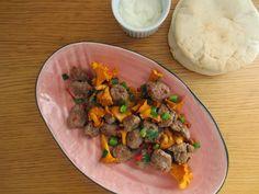 Gunns momsemat: Norsk lammekebab med smak av høst