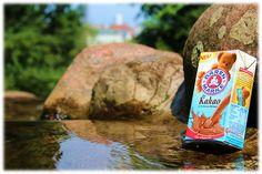 """Bärenmarke """"Der Kakao"""" mit dem praktischem Trinkhalm eignet sich perfekt für unterwegs und versorgt Kinder und Erwachsene überall mit leckerem Kakaogenuss: http://www.brandnooz.de/products/baerenmarke-der-kakao"""