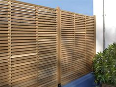Horizontal Fence Designs Horizontal Wood Fence Plans In