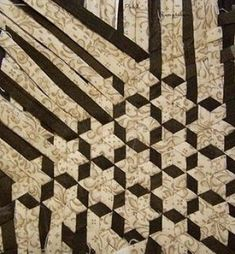 Mesh work weaving with strips of fabric Ribbon Art, Ribbon Crafts, Fabric Crafts, Sewing Crafts, Diy Crafts, Quilting Tips, Quilting Tutorials, Weaving Patterns, Quilt Patterns