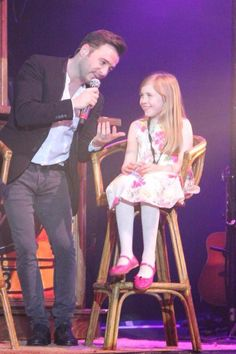 #Shane #Nicole #YouAndMeTour #Stage Brian Mcfadden, Shane Filan, Croke Park, Family Christmas, Stage, Band, Kids, Young Children, Sash