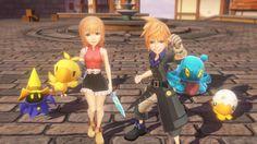 World of Final Fantasy est aussi de la partie au Tokyo Game Show et pour l'occasion Square Enix a dévoilé un nouveau trailer du jeu. Celle-ci nous présente une nouvelle fois les nombreux personnages et créatures que vous allez croiser dans le monde du Grymoire. World of Final Fantasy sortira chez nous dès le 28 Octobre prochain sur Playstation 4, Playstation Vita mais aussi sur PC.