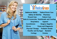 Medical Supplies and Health Care Products @MedicalGrace.com @Medihill