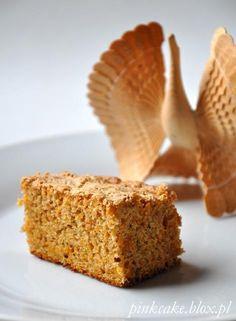 Gryczane ciasto marchewkowe (bezglutenowe, bezmleczne)