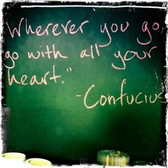 with all your heart Heart Quotes, Words Quotes, Wise Words, Me Quotes, Sayings, Sarcastic Quotes, Quotable Quotes, Confucius Say, Magic Words