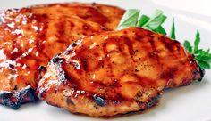 Brown Sugar and Balsamic Glazed Chicken!