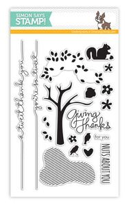 *Simon Says Clear Stamps GIVING THANKS SSS131001