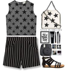 How To Wear stars and stripes - Top Set 6 25 16 Outfit Idea 2017 - Fashion Trends Ready To Wear For Plus Size, Curvy Women Over 20, 30, 40, 50