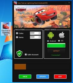 Telecharger Cars Fast as Lightning Hack [Android / IOS] – Comment Pirater Cars Fast as Lightning Triche