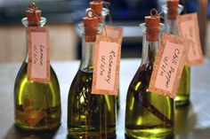 How to Infuse Olive Oil >> http://blog.diynetwork.com/maderemade/how-to/how-to-infuse-olive-oil/?soc=pinterest