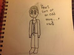 Fears sort of an odd thing.... (Jack from lost fan art by me no repins)