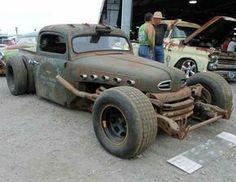 Rat Rod Trucks, Rat Rod Pickup, Rat Rod Cars, Cool Trucks, Big Trucks, Chevy Trucks, Cool Cars, Diesel Trucks, Semi Trucks