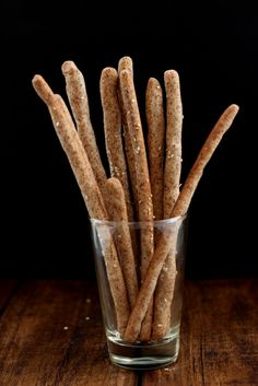 Grain-free Italian Breadsticks (Grissini)