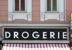 A quite magical collection of over 4,000 photographs of vintage typographic Viennese storefronts by Herbe Marker. Beautiful.