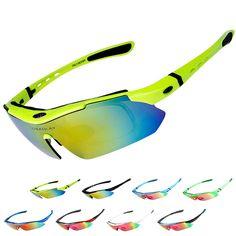 Fashion Outdoor Sports Cycling Eyewear UV400 Polarized Cycling Glasses Casual Mountain Bike Glasses Sunglasses Gafas Cicismo - Cycling Shop