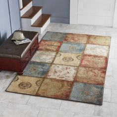 Did someone say area rugs? Find stylish shag area rugs, great kitchen area rugs, area rugs for the living room and bedroom area rugs. Kitchen Area Rugs, Red Oak, Indoor Outdoor Rugs, Small Rugs, Wooden Flooring, Home Decor, Montgomery Ward, Kitchen Remodel, Family Room