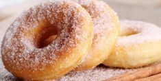 Beignets Cuits au Four - Page 2 sur 2 - Tasties Foods Air Fryer Recipes Easy, Oven Recipes, Baking Recipes, Apple Cake Recipes, Donut Recipes, Snack Recipes, Dessert Recipes, Cake Recipe Martha Stewart, Quick Family Meals