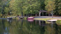 Timothy Lake North and South campgrounds (East Stroudsburg, PA)