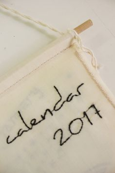 embroidered wall calendar https://www.etsy.com/listing/498307191/embroidered-calendar-2017?ref=shop_home_feat_1