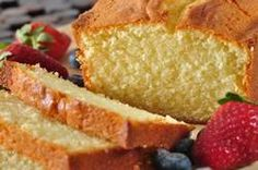 A really good pound cake recipe. Actually, all of the recipes I've used from this site have been delicious.
