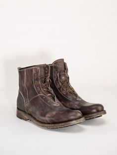Shoto Washed boots $508.56