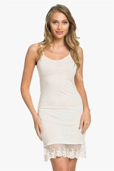 Extension Dress/Slip
