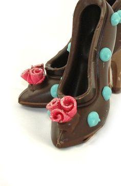 Chocolate Shoes | Choccywoccydoodah