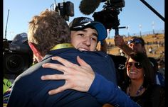 Chase Elliott becomes youngest NASCAR champion, captures final Nationwide Seriescrown ^