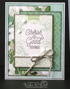 HeARTful Stamper: January Stamp of the Month Blog Hop - Bloom & Grow