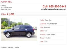 For more information about 2008 ACURA MDX visit http://www.tell-n-sell.com/car-2008-ACURA-MDX-20009-33.aspx