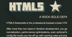 40 Useful HTML5 Tutorials, Techniques and Examples  http://www.onextrapixel.com/2012/06/06/40-useful-html5-tutorials-techniques-and-examples/