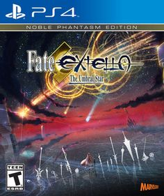 Fate/Extella Game's English Trailers Highlight Karna, Elizabeth Bathory, Lu Bu, More