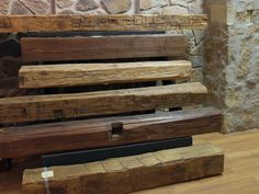 Fireplace With Reclaimed Wood Design Ideas, Pictures, Remodel and Decor Rustic Fireplace Mantle, Reclaimed Wood Mantel, Rustic Fireplaces, Fireplace Wall, Fireplace Design, Fireplace Ideas, Indoor Fireplaces, Fireplace Update, Mantle Ideas