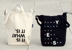 The message. See more great tote bag designs here…