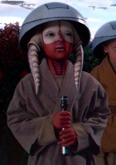 Ashla, Jedi Youngling