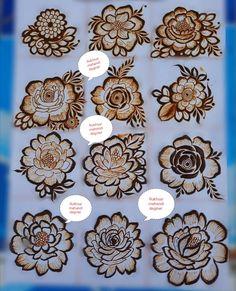 Henna Flower Designs, Indian Henna Designs, Latest Henna Designs, Henna Tattoo Designs Simple, Basic Mehndi Designs, Mehndi Designs 2018, Mehndi Designs For Girls, Mehndi Designs For Beginners, Wedding Mehndi Designs