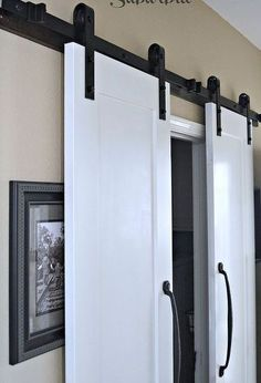 15 Best Bifold Barn Doors Images Sliding Door Sliding