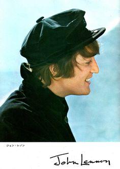 """doraemonmon: """"John Lennon - The Beatles """""""