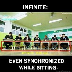 Lol, I always sit like this. XD