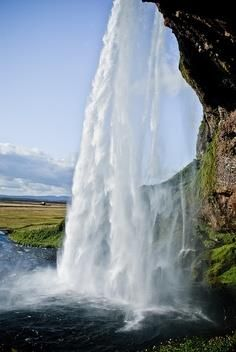 Seljalandsfoss, Iceland shared via fb page enchanted nature