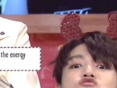 Jungkook [give credits if repost] Jungkook Funny, Kookie Bts, Foto Jungkook, Bts Memes, Bts Funny Videos, Funny Video Memes, Meme Faces, Funny Faces, Bts Video