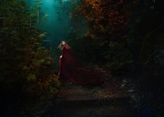 Bella Kotak Creates Beautiful Fairytale Scenes Full of Color and Emotion - DIY Photography