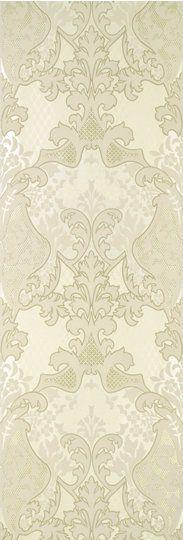 Designers Guild - Eldridge - Ivory - Wallpaper