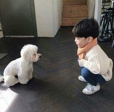 Yoongi and jimin s kid