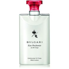 BVLGARI Eau Parfumée au thé rouge Body Lotion (1 575 UAH) ❤ liked on Polyvore featuring beauty products, bath & body products, body moisturizers, perfume cologne, bulgari cologne, cologne perfume, body moisturizer and bulgari