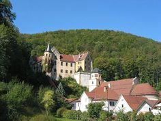 Schloss Weißenstein, Lauterstein